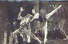 """Ballet """"Raymonda"""" Photo Kaleria Fedicheva & G. Selyutsky NY 1960s"""