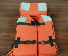 Life Vest Type I PFD, Child, 90 LBS-, USCG Approved, Off-Shore