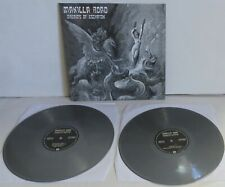 Manilla Road Dreams Of Eschaton SILVER Vinyl LP Record new