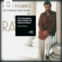 Artur Pizarro - The Complete Piano Works of Maurice Ravel [CD]