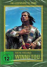DVD-BOX NEU/OVP - Mein Freund Winnetou - Die komplette Serie - Pierre Brice