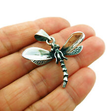 Taxco 925 Sterling Silver Dragonfly Pendant
