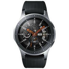 Samsung Galaxy Watch SM-R800 46mm Black Silver Good Grade Call Answer function