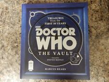 the dr who treasures vault book