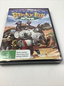 Blinky Bill the Movie DVD Region 4 NEW And Sealed