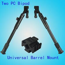 Two PC Rail Bipod with Universal Mount for Mosin Nagant and SKS