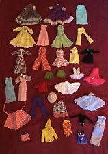 Vintage 1960's & 1970's Barbie Clothes