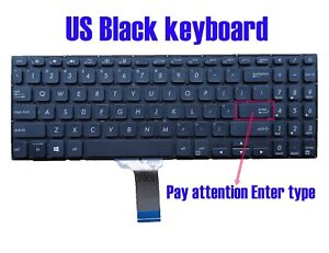 US Black keyboard for Asus S530U S530UA S530UF S530UN S530F S530FA S530FN