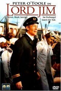 Lord Jim * DVD * mit Peter O'Toole , James Mason * NEU / OVP