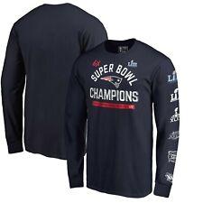9182d2414 New England Patriots Fanatics 6-Time Super Bowl Champions Hometown T-Shirt  -Navy