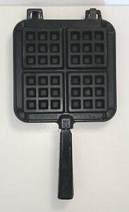 Nordic Ware Stovetop Belgian Waffler Non-Stick Waffle Maker Iron Mold