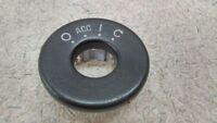 Ignition Switch Key Hole Trim Ring Bezel Fits 04-12 MALIBU CAB-168640