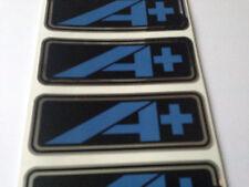 A+ Rocker Cover Sticker for Austin Rover Mini Metro Maestro City Mayfair Etc