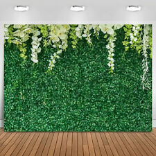 7x5ft Leaves Photo Wall Vinyl Photography Background Backdrops Studio