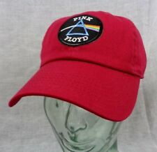 pink floyd dad hat cotton ball cap strapback dark side of the moon waters gilmor