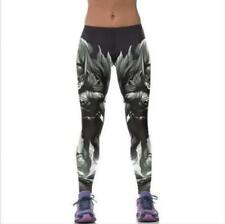 Woman wide belt legging Batman Printed Black Legging high waist legging S-4XL456