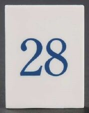 Danbury Mint Pillsbury Doughboy Perpetual Calendar Tile Number 28