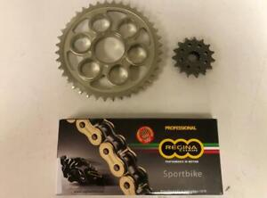 Ducati 1200/1260 MULTISRADA Chain & Sprocket Kit (Regina Gold Chain)