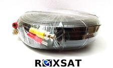 Samsung Sea-C101 Compatible Hd 150 Ft Black Cable Bnc Dc Sea-150Ft-Bk-Hd
