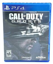Call of Duty: Ghosts (PlayStation 4, PS4 2013) Disc Is Mint Condition Tested