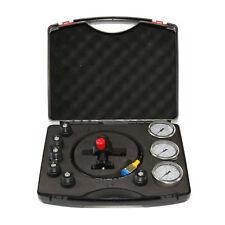 400BAR Hydraulic Accumulator Nitrogen charging Filling and Pressure Test Kit