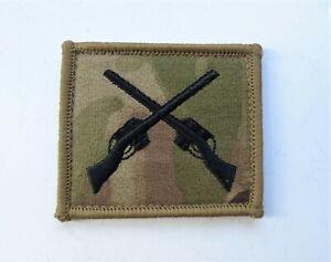 British Army Marksman MTP Qualification Badge