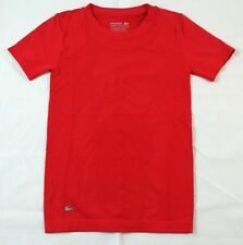 Lacoste Sport Active Bright Red Shirt sz. XS $95 TF5991 BNWT 100% Authentic