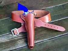 Cowboy Fast Draw Western Holster & Belt, CFDA Slim Jim