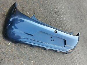 Peugeot 108 1.0 VTi Active 3dr EU5 Blue (ELB) Rear Bumper 521590H070