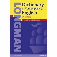Longman Dictionary of Contemporary English 6, Good Condition Book, Collectif, IS