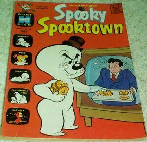 Spooky Spooktown 34 (FN+ 6.5) 1970, 40% off Guide!