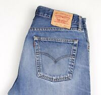 Levi's Strauss & Co Hommes 521 02 Jeans Jambe Droite Taille W38 L32 AVZ539