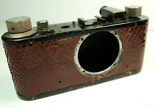 Leica 1 Camera Body Chassis c1931. FOR SPARES or REPAIR