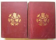William Stirling-Maxwell 9th Baronet limited edition Emperor Charles V & Essays