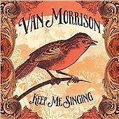 Van Morrison - Keep Me Singing (2016)  CD  NEW/SEALED  SPEEDYPOST