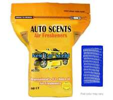 Air Freshener Pads - Car Auto Scents (60-pack)  *** FREE SHIPPING ***