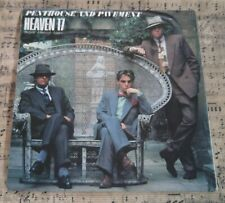 """Heaven 17 - Penthouse And Pavement 7"""" Vinyl Single 1981 Pre-Owned Excellent Cond"""