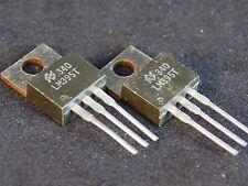 NATIONAL SEMICONDUCTOR 340 LM395T IC regulator set of 2
