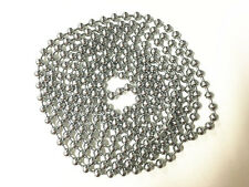 New 304 Stainless Steel Pie Crust Chain Weight  Pie Weights 1.8m Dishwasher Safe