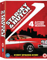 Starsky and Hutch: The Complete Collection DVD (2015) Elisha Cook Jr, Shear