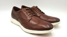 Cole Haan Grand Tour Wing Ox Woodbury/ Ivory C29414 Mens Dress Shoes Size 10 NIB