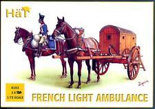 HaT Miniatures 1/72 FRENCH LIGHT AMBULANCE Figure Set