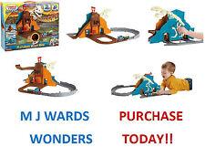 Thomas & Friends-Take-n-play - Roaring Dino Run-Fisher-price * Gran Regalo *