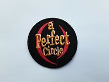 TOOL LOGO Embroidered PATCH A Perfect Circle Opeth Gojira Mastodon