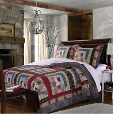 New ListingGreenland Home Fashions Colorado Lodge Quilt 3pc Set King