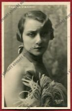 FRANCA DOMINICI 02 ATTRICE ACTRESS ACTRICE CINEMA MOVIE - BOLOGNA real photo