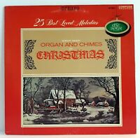 Robert Mason Organ Chimes Christmas Vinyl Used LP