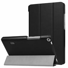 Custodia smart cover nera per Huawei Mediapad T3 7.0 Wi-Fi (non adatta al 3G)