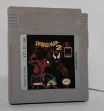 THE AMAZING SPIDER-MAN 2 NINTENDO GAMEBOY GAME BOY USATO 100% AMERICAN FR1 57448
