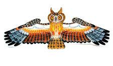 Mini Silk Owl Kite with Gift Box - Chinese Handmade Kites